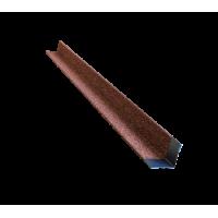 Уголок металлический внутренний Технониколь Hauberk Терракотовый