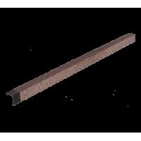 Уголок металлический внешний Технониколь Hauberk Мраморный