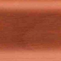 Плинтус пластиковый ARBiTON (Арбитон) LM55-01 каб/резин.