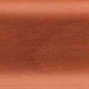 Плинтус пластиковый ARBiTON LM55-01 каб/резин.