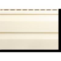 Сайдинг виниловый Альта-профиль,3.66м.дл.-0.232м.ш. цвет кремовый