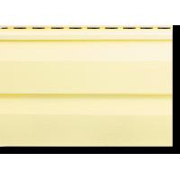 Сайдинг виниловый Альта-профиль,3.66м.дл.-0.232м.ш. цвет лимонный