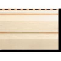 Сайдинг виниловый Альта-профиль,3.66м.дл.-0.232м.ш. цвет песочный