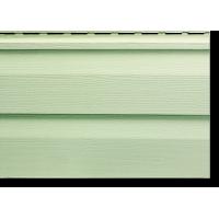 Сайдинг виниловый Альта-профиль,3.66м.дл.-0.232м.ш. цвет салатовый