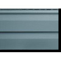 Сайдинг виниловый Альта-профиль,3.66м.дл.-0.232м.ш. цвет серо-голубой