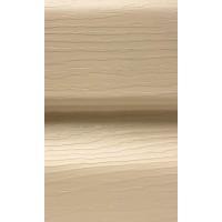 Сайдинг виниловый Boryszew (Борышев),3.81м.дл.-0.203м.ш. цвет жемчужный