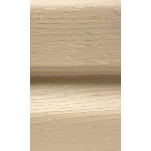 Сайдинг виниловый Boryszew,3.81м.дл.-0.203м.ш. цвет жемчужный