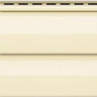 Сайдинг SYSTEM-MAX-3 с двойным изломом, VOX, крем