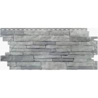 """Панель Природный камень Exteria """"Granite Grey"""" серый сланец"""