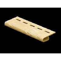 Завершающая планка Ю-пласт timberblock Дуб золотой