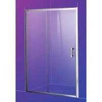 Душевая дверь Sansa SH-120AC, рама brushed, стекло прозрачное 6 мм, 120x185 см