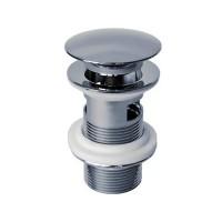 Донный клапан для раковины WELLE (С21042), хром