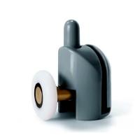 Ролик Fabio, одинарный, нижний, ø 23 мм, для душевых углов и гидробоксов