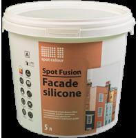 Краска фасадная Spot Fusion Facade Silicone