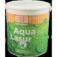 Лазурь водная для древесины Aqua Lasur сосна