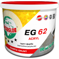 Адгезионная эмульсия криловая Quartzgrunt ANSERGLOB (Ансерглоб) EG 62 Acryl