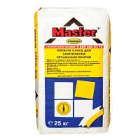 Клей д/плитки MASTER STANDART (Мастер Стандарт) для вн. и нар. работ (25кг)
