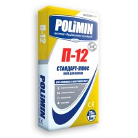 Клей Полимин П-12 для керамической плитки, 25 кг
