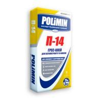 Клей Полимин П-14 для керамогранита и камня, 25кг