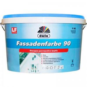Краска фасадная DUFA F90 Fassadenfarbe (ДУФА Фасаденфарб) 14 кг