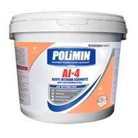 Краска интерьерная латексная акриловая Полимин АI-4 для потолка, 14 кг
