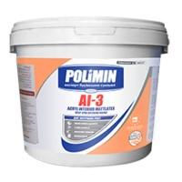 Краска интерьерная латексная Полимин AI-3 для стен (матовая), 14 кг