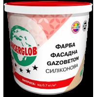 Краска ANSERGLOB GAZOBETON силиконовая