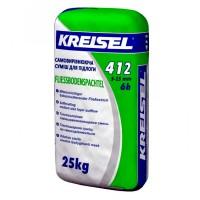 Смесь д\пола самовыравн. KREISEL Fliess-Bodenspachtel 412 (Крайзель Флисс-Боденшпатель) 25 кг