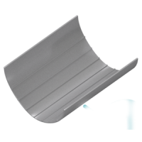 Желоб (170 мм), L=4м, HUNTER Макси (Великобритания)