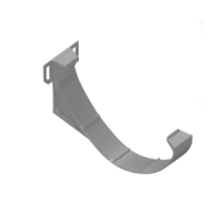 Кронштейн желоба ПВХ (170 мм), HUNTER Макси (Великобритания)