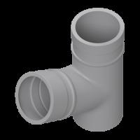 Тройник 92,5° (160 мм), HUNTER Шторм (Великобритания)