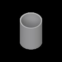 Труба (160 мм), L=4м, HUNTER Шторм (Великобритания)