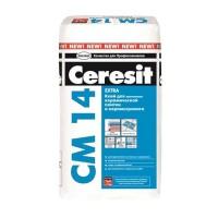 Клей для плитки СМ-14 CERESIT (Церезит) 25кг