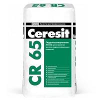 Гидроизоляционная смесь CR-65 CERESIT (Церезит) 25кг