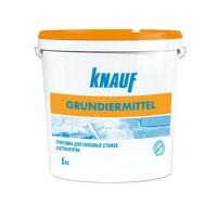 Грунт Грундирмиттель KNAUF 5 кг 1:5 (Украина)